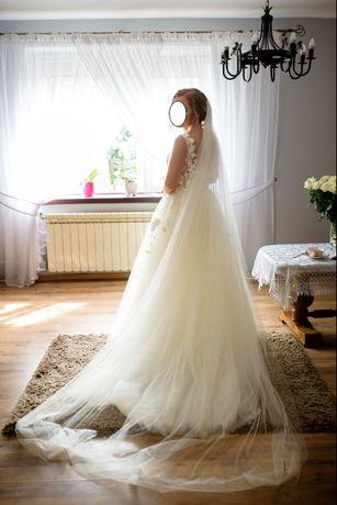 Suknia ślubna księżniczka jak nowa