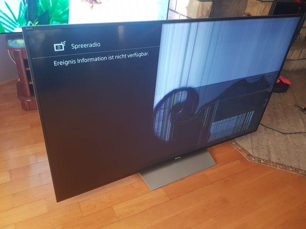 Telewizor plazmowy sony bravia model 65XD8505 Uszkodzony