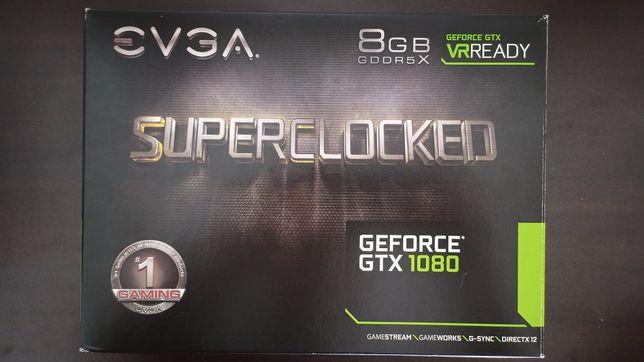 Placa gráfica EVGA GeForce GTX 1080 SC 8GB   EVGA PowerLink
