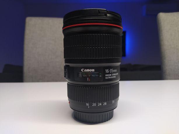 Canon 16-35mm L f4 *(ler descrição)