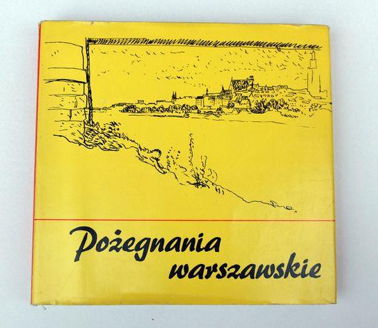 Pożegnania warszawskie - Jerzy Kasprzycki, Marian Stępień