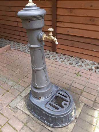 Zdrój wody pitnej