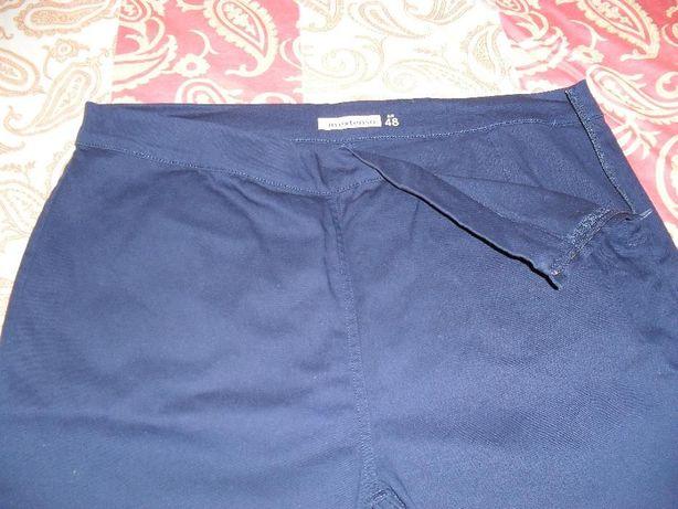 spodnie ciążowe 48