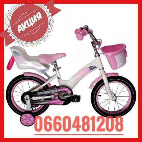 Детский двухколесный велосипед Crosser Kids Bike кроссер кидс байк