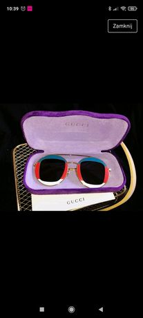 Super okazja!!!Okulary przeciwsłoneczne Gucci