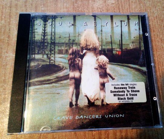 CD Soul Asylum grave dancers union Sony 1992