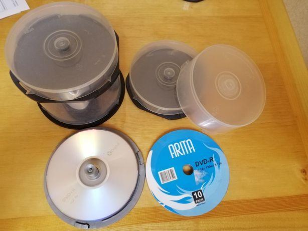 Dvd-r диски та бокси до них