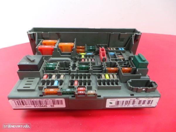 Caixa Fusiveis | Sam | Module Bmw 3 Coupé (E92)