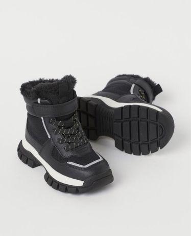 Ботинки зимние h&m