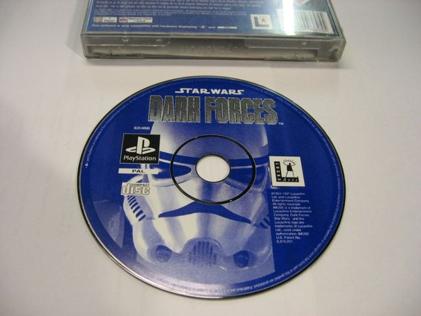Star Wars Dark Forces - GRA - PSX PS1 - Opole 1242