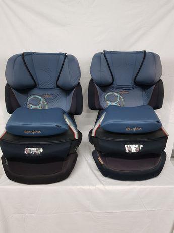 Fotelik samochodowy cybex solution x fix 9-18 oraz 15-36 kg