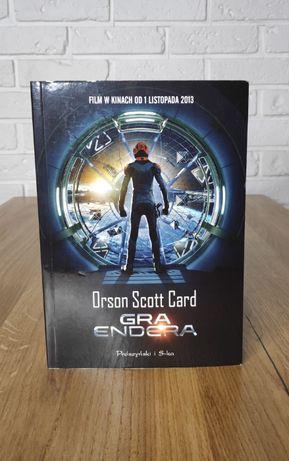 Książka Sci-Fi - Gra Endera - Orson Scott Card - klasyka