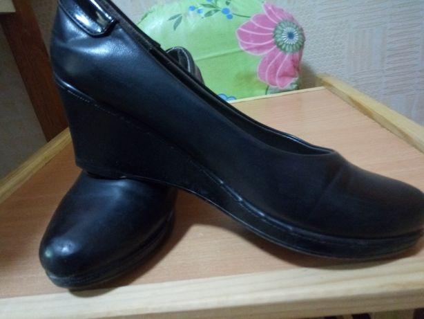 Туфли осенние р.37