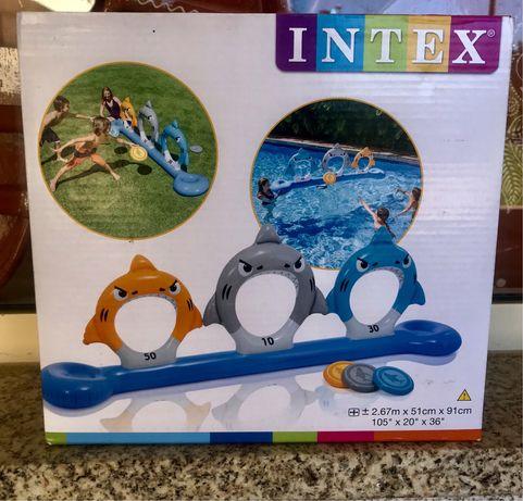 Jogo de jardim/ piscina INTEX NOVO