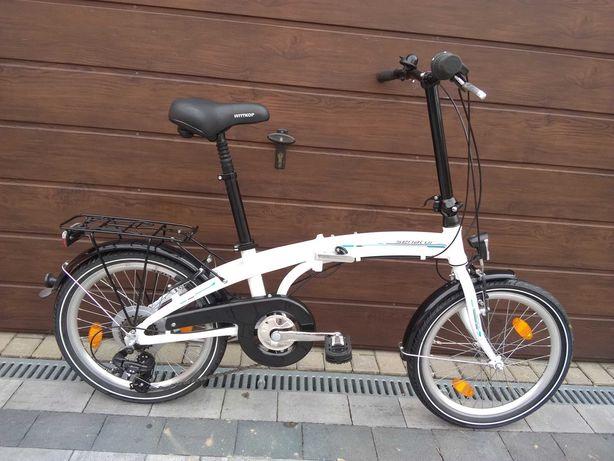 Rower składak składany NOWY aluminium 20'' przerzutki