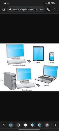 Reparações computadores