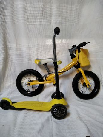 rowerek biegowy hulajnoga kask