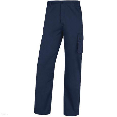 Spodnie robocze Delta Plus Paligpa Granatowe roz.L nowe