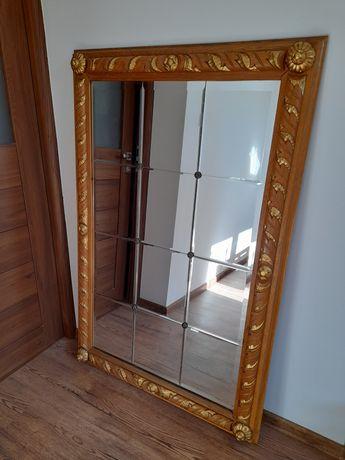 Piękne duże lustro 147x96.5