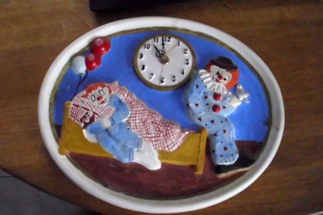 zegar dziecinny
