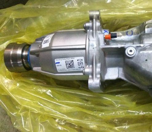 Ремонт электро- муфта (редуктор) 4х4 Ford Kuga Escape 12…19г