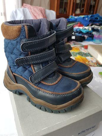 Kozaczki chłopięce Sole, Little shoes