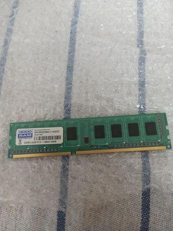 Kość pamięć ram Good Ram 2GB DDR3 1600Mhz