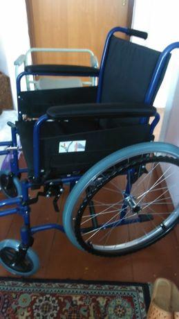 Wózek inwalidzki ręczny firmy Mobilex New Classic NOWY