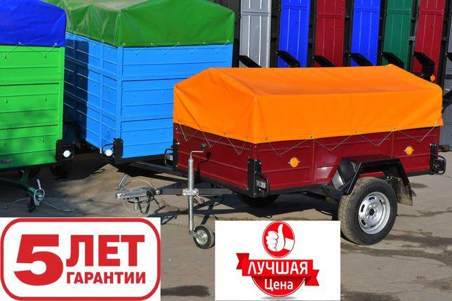 Продам прицеп 20х13 на немецких комплектующих AL-KO, KNOTT (Гарантия)