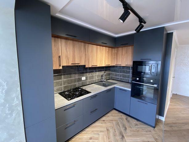 Продається 2 кімнатна квартира з РЕМОНТОМ 57м2 в новобудові