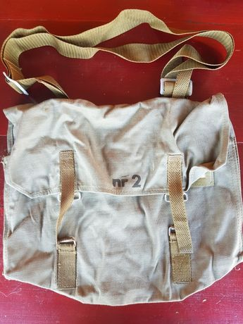 Mała torba wojskowa