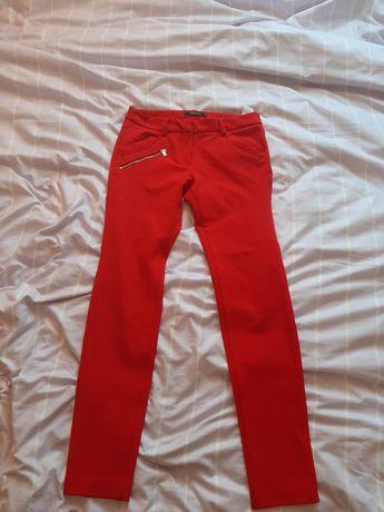 Spodnie czerwone Mohito rozmiar XXS Nowe