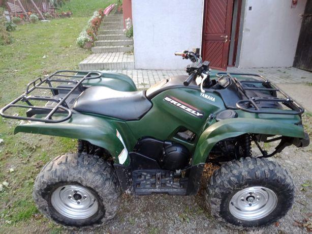 Quad Yamaha Gryzli 550 fi 4x4 Niski przebieg