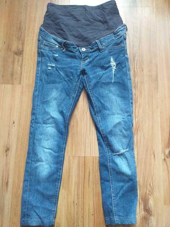 Spodnie ciążowe  h&m cena za 3 pary spodni