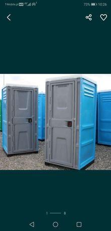Toaleta przenośna nowa sprzedaż