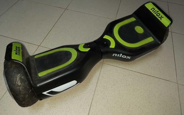 Hoverboard Nilox como NOVO