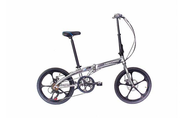 """Велосипед CrossRIDE 20 FLD AL """"city FOLDING"""""""