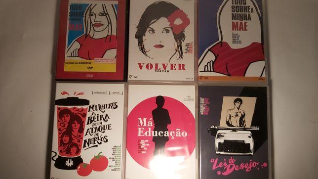 DVD Pedro Almodóvar