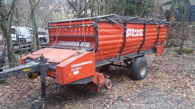 POTTINGER przyczepa samozbierająca Landsberg LH2612