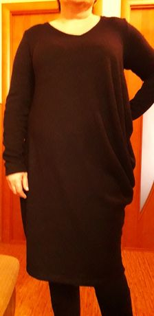 Платье женское трикотажное