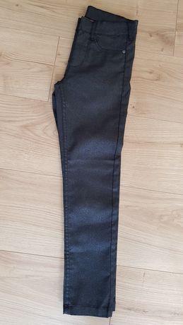 Spodnie dla dziewczynki rozmiar 128