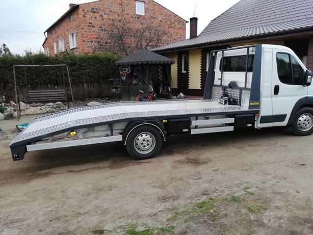 Produkcja Autolaweta - Najazd - Zabudowy - ROXSTAL