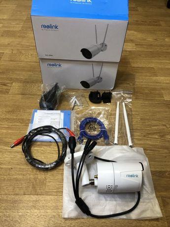 Reolink Wi-Fi RLC 410w 4MP 2.4 г/5 г HD IP уличная камера наблюдения