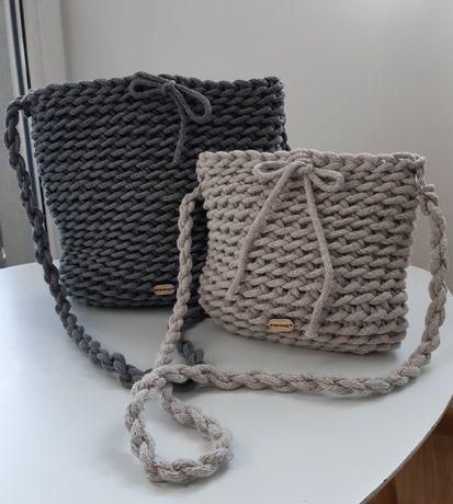 Ręcznie robiona torebka - handmade
