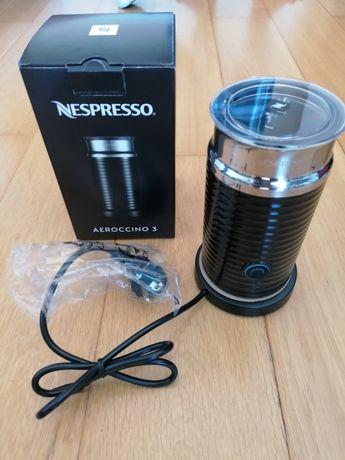 Nespresso Aeroccino Black - NOVO