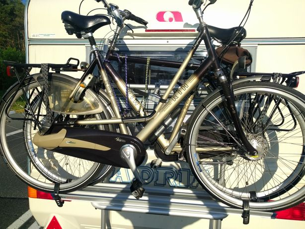GAZELLE RIH rower damka, miejski