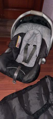 Автокресло-люлька и сумка переноска Mothercare