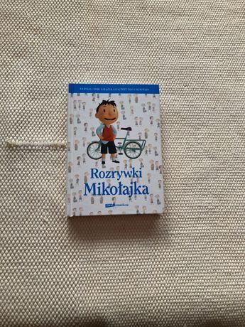 MIKOŁAJEK książki o przygodach Mikołajka dla dzieci zestaw