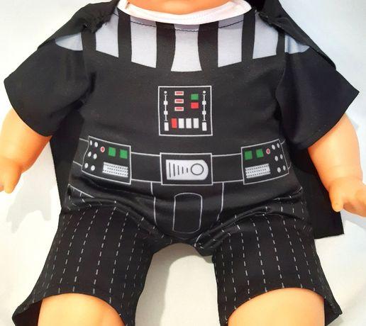 костюм Дарта Вейдера кукольный