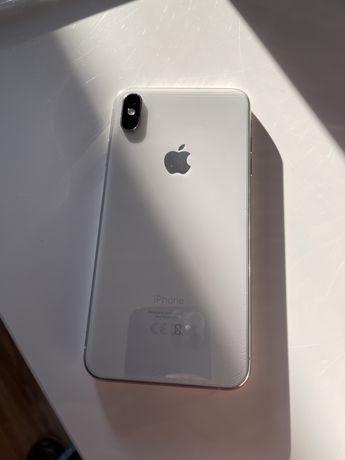 Iphone Xs max 64 giga srebrny